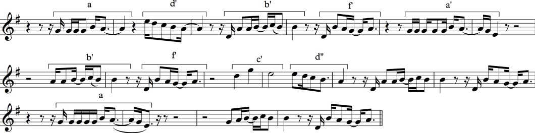 second part melody_0001